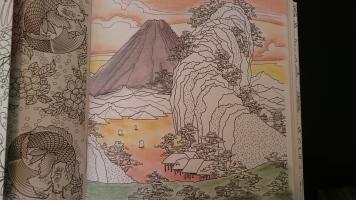 Les carrés d'art thérapie Japon (1)
