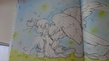 Pop Manga Coloring Book (13)