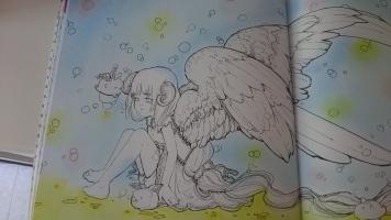 Pop Manga Coloring Book (13)