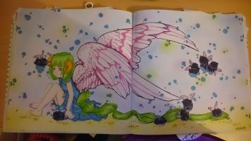 Pop Manga Coloring Book (14)