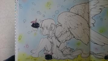 Pop Manga Coloring Book (15)