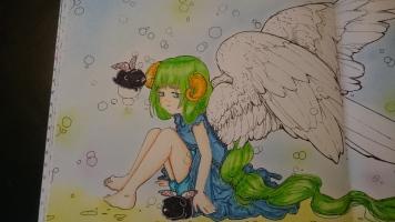 Pop Manga Coloring Book (17)