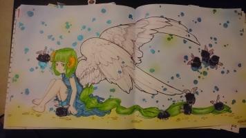 Pop Manga Coloring Book (18)