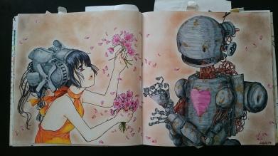 Pop Manga Coloring Book (30)