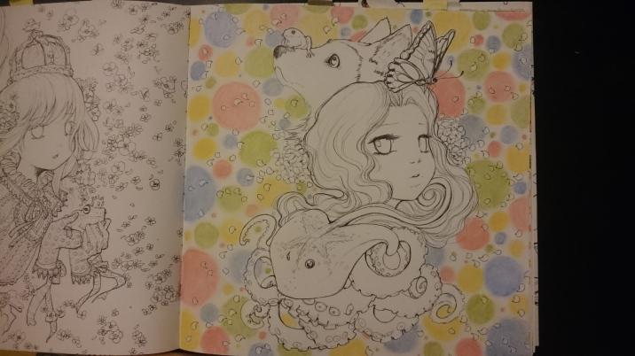 Pop Manga Coloring Book (9)