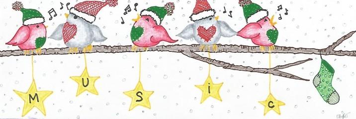 playlist musique décembre