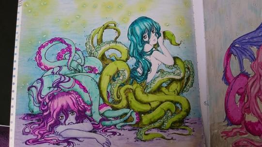 Femmes tentacules (12)