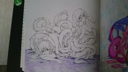 Femmes tentacules (2)