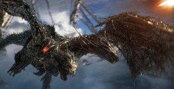 Transformers-dragon