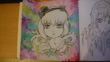 Femme tentacules galactique (1)