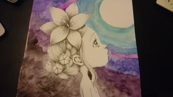 Fille de la lune (2)