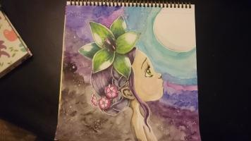 Fille de la lune (3)