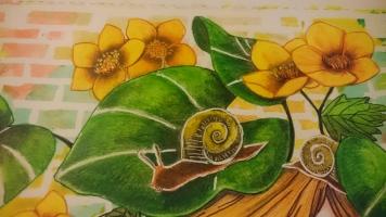 La Fille aux escargots (9)