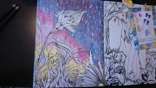 Fleur Nocturne (1)
