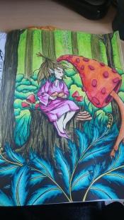 Tableau forestier fantastique (10)