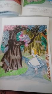 Alice perdue dans les bois (2)