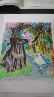 Alice perdue dans les bois (3)