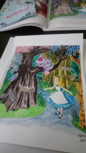 Alice perdue dans les bois (4)