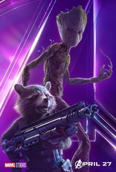 groot-rocket-marvel-avengers-infinity-war-character-poster