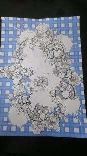 Minnie toute fleurie (3)