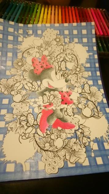 Minnie toute fleurie (5)