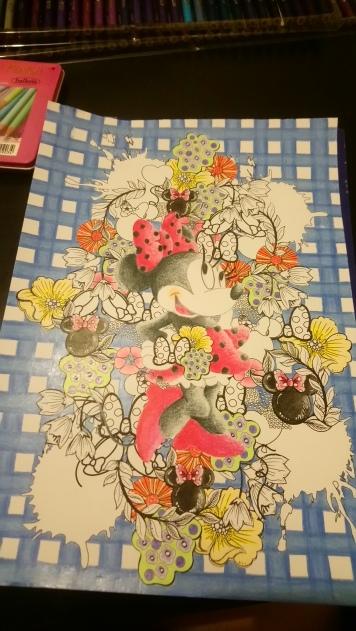 Minnie toute fleurie (6)