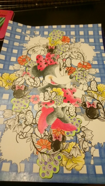Minnie toute fleurie (7)