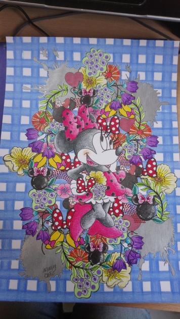 Minnie toute fleurie (8)
