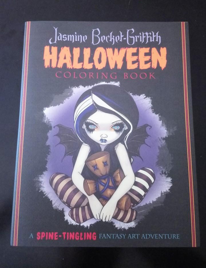 Jasmine Beckett Griffith - Halloween (1)